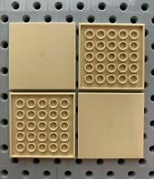 Lego Hot Pink 1x6 Smooth Finishing Flat Tiles Modular Buildings Floor New 12