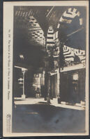 Middle East Postcard - The Interior of The Mosque of Omar in Jerusalem   RS13083