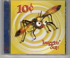 (HJ945) 10 Cents, Buggin' Out - 1999 CD