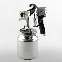 NEW HIGH PRESSURE AIR SPRAY PAINT GUN HVLP AUTOMOTIVE AUTO BODY TOOL