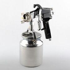 High Pressure Car Truck Furniture Air Paint Spray Gun Suction Type 1.8mm