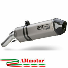 Mivv Bmw R 1200 Gs 2006 06 Terminale Di Scarico Marmitta Speed Edge Titanio Moto
