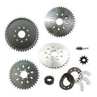36/38/40/44T 6 Holes Sprocket&Sprocket Mount Kit For 49 66 80cc Motorized Bike