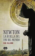 Newton la huella del fin del mundo (Spanish Edition)-ExLibrary
