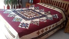 KING SIZE QUILT!!! First Ladies! 102 inches by 102 inches