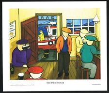 The Harbour Bar/Pub/Guinness/N/Irish Art Group/Fine Print/Martin Laverty/Ireland