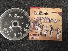 The Blizzards - Domino Effect (Promo Album BLIZZARDSLP01) (Bressie)