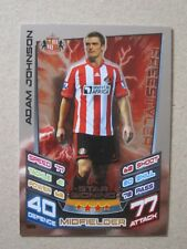 Match Attax 2012/13 - Star Signing - Adam Johnson of Sunderland