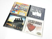 Little Birdy - This is a love song, Hollywood, Big Big Love, Bulk Cd Lot