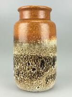 60er 70er Jahre Vase Blumenvase Keramik Tischvase Ceramic Space Age Design 70s