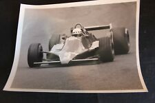 Photo Candy Tyrrell 009 1979 #3 Didier Pironi (FRA) type 1