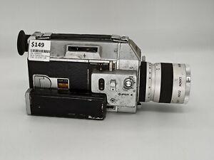 Canon Auto Zoom 814 Super 8 Film Video Camera