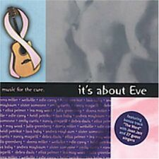 IT'S ABOUT EVE: MUSIC FOR CURE Joan Jett Used, Free Shipping