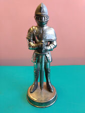 Relco Y.K. Camel Knight Armor With Sword Table Lighter Made In Occupied Japan