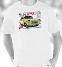 Ford Prefect 107E Retro Brochure Style T-Shirt