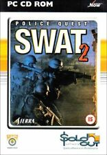 SWAT 2 POLICE QUEST PC CD-ROM