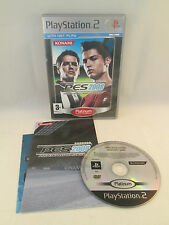 Sony Playstation 2 PS2 - PES Pro Evolution Soccer 2008
