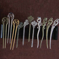 1PC Chinese style Elegant Hair Pins Hair Stick jewelry Accessories Party Gifts