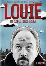 Louie: The Complete First Season (DVD, 2014, 2-Disc Set) Louis C.K. -SEALED/NEW