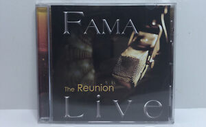 Fama: Live-The Reunion (CD). TEJANO MUSIC RARE OOP