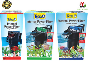 Tetra Whisper Internal Filter in-Tank Filtration Aquariums Up to 30-Gallons
