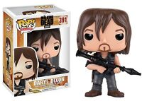 Daryl Dixon Rocket Launcher The Walking Dead POP! Television #391 Figur Funko