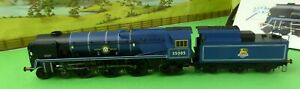 Hornby R2171 BR 4-6-2 Loco 35005 CANADIAN PACIFIC Merchant Navy Class Blue OO(j)