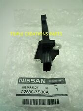 Genuine Nissan OEM 22680-7S00A MASS AIR FLOW 226807S00A