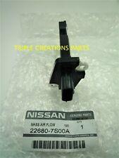 Genuine Nissan OEM 22680-7S00A MASS AIR FLOW 226807S00A