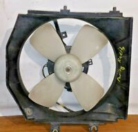 A//C Condenser Cooling Fan For 97-99 Toyota Camry 99 Solara Right Side 2.2L 4CYL