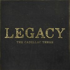 THE CADILLAC THREE - LEGACY - NEW CD ALBUM