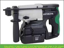 Dh24dvc SDS Plus Hammer Drill 3 Mode 24 Volt 2 X 2.0ah NiMH Hitachi