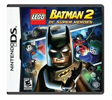 LEGO Batman 2: DC Super Heroes (Nintendo DS, 2012)
