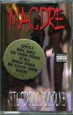 Mac Dre - Stupid Doo Doo Dumb [PA]  CASSETTE TAPE SEALED NEW w/ Mac Mall, +