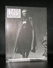 Fischer Fine Arts # FRANK LLOYD WRIGHT # + invitation, 1985, nm