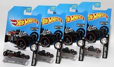 STREET CREEPER * LOT OF 4 * 2017 HOT WHEELS * ZAMAC WALMART EXCLUSIVE 008 of 18