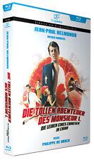 Die tollen Abenteuer des Monsieur L. - Jean-Paul Belmondo, Filmjuwelen BLU-RAY