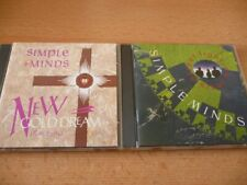 2 CD Set Simple Minds: Street Fighting Years + New Gold Dream (81 82 83 84)