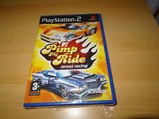 MTV PIMP MY RIDE STREET RACING Playstation 2 PS2 NUOVO SIGILLATO
