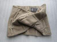 UGG Scarf Knit Snood Isla Moonlight NEW $95