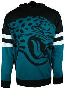 NFL Ugly Hoody Jacksonville Jaguars Sweater Jumper Christmas Style Big Logo