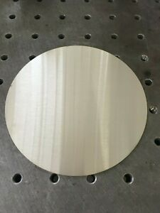 """Stainless Steel 304 disk 9"""" 18 Gage Plate Round Sheet metal"""
