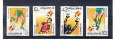 Bulgaria Mundial de Futbol España 82 Serie del año 1981 (DS-599)