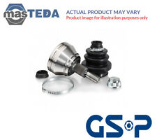 GSP WHEEL SIDE DRIVESHAFT CV JOINT KIT 817051 P NEW OE REPLACEMENT