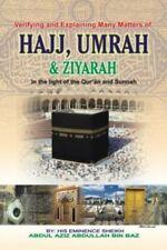 Verifying & Explaining Many Matters of Hajj , Umrah & Ziyarah by Darussalam The