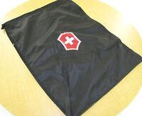 New Victorinox Swiss Army Mesh Laundry Bag Black