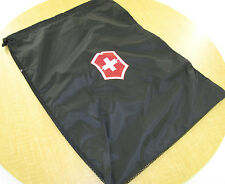New Victorinox Swiss Army Mesh Laundry Bag Black
