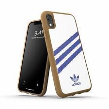 adidas Originals iPhone XR Moulded Case - Royal Blue / White