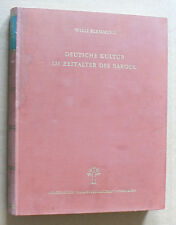 Handbuch der Kulturgeschichte - Abt. I - Deutsche Kultur im Zeitalter des Barock