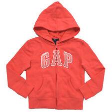 Gap Hoodie Kids Girls Zip Up Sweatshirt Fleece Lined Long Sleeves Jacket Nwt New